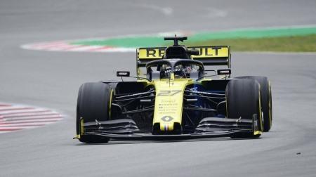 2019F1プレシーズンテスト1:バルセロナ4日目総合結果
