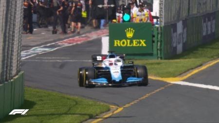 2019年F1第1戦オーストラリアGP、FP3結果