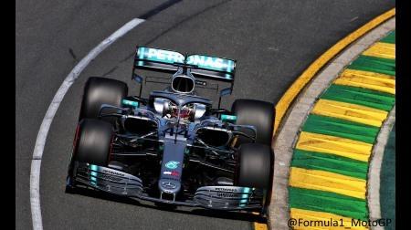 2019年F1第1戦 オーストラリアGP、PPはハミルトン