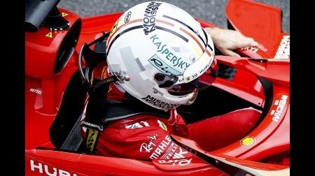 F1ドライバーのヘルメットとFIA新安全基準