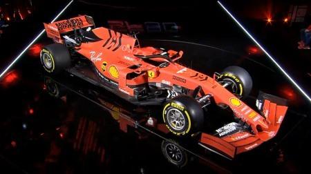 フェラーリ、2019新車SF90を発表