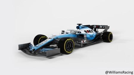 ウィリアムズ、新車FW42のCGを公開