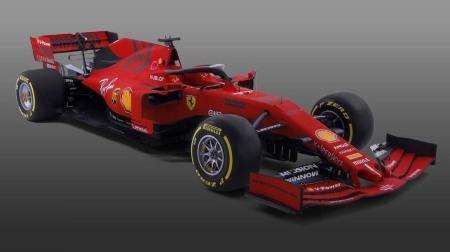 フェラーリ、塗装でもパフォーマンスを追及