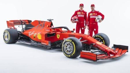 2019フェラーリ、序盤はベッテル優先宣言