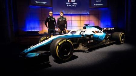 ウィリアムズ、バルセロナテスト初日は参加できず
