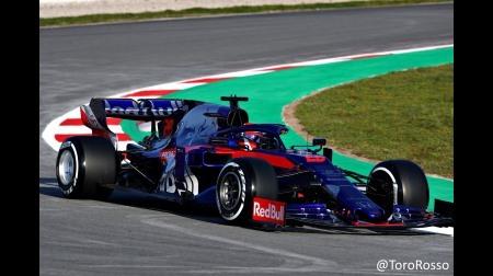 2019F1プレシーズンテスト1:バルセロナ1日目午前中の結果