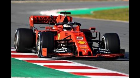 2019F1プレシーズンテスト2:バルセロナ2日目午前中の結果