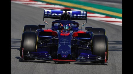 2019F1プレシーズンテスト2:バルセロナ3日目午前中の結果