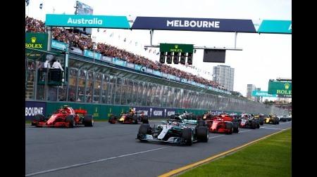 2019F1開幕戦オーストラリアGPの各チームのタイヤ選択