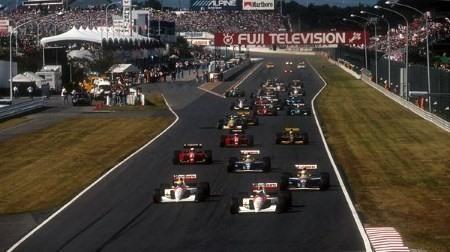 F1人気とレギュレーション