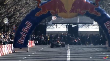 「Red Bull Showrun Tokyo」