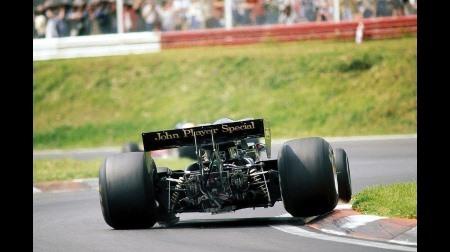 現代F1マシンとパワステ