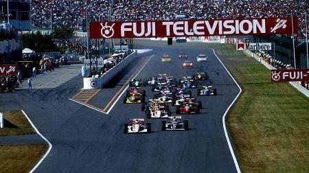 F1人気@日本