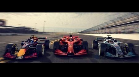 F1と速さとオーバーテイク