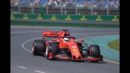 フェラーリがマシンバランスに苦しむ@F1オーストラリアGP初日