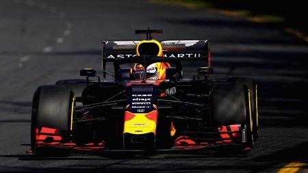 レッドブル・ホンダのロングランは速い@F1オーストラリアGP初日