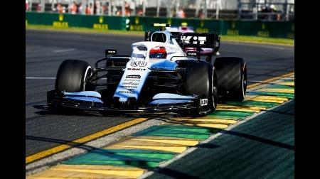 ウィリアムズ、グリップ不足に苦しむ@F1オーストラリアGP初日