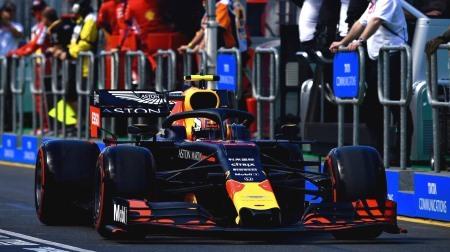 レッドブル・ホンダのガスリーがQ1落ち@F1オーストラリアGP予選