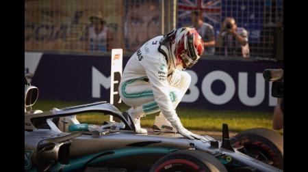 ハミルトン・ボッタスのメルセデス勢が圧巻の走り@F1オーストラリアGP予選