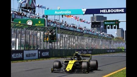ルノー、期待していた予選TOP10に届かず@F1オーストラリアGP予選
