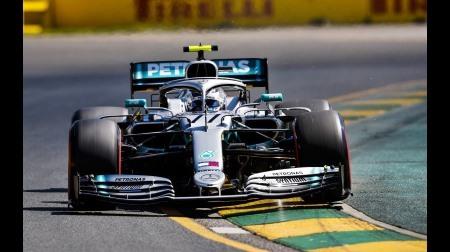 メルセデスが驚速@F1オーストラリアGP決勝