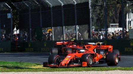 遅かったフェラーリ@F1オーストラリアGP決勝