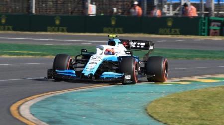クビサ、パフォーマンスを示せず@F1オーストラリアGP