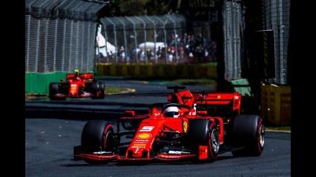 フェラーリ、エアロにも問題か?
