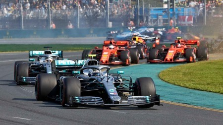 2019F1オーストラリアGPの観客動員数が過去最高
