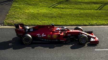 フェラーリの失速原因はクーリング?
