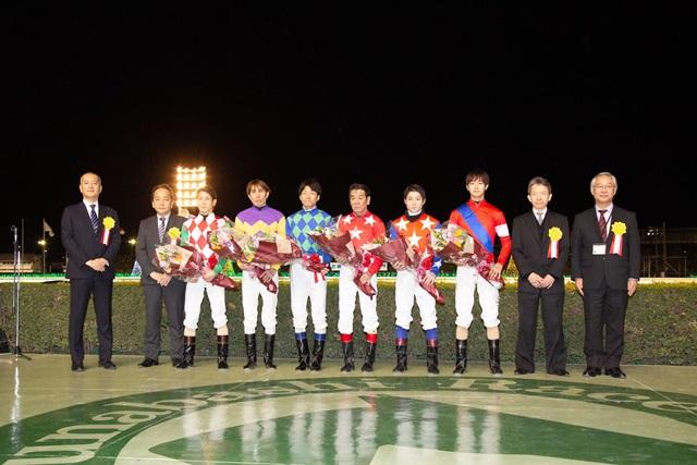 190220 平成30年南関東4場優秀騎手表彰-01