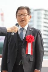 190226 NARグランプリ受賞報告会 岩本洋調教師-01
