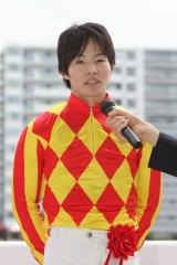 190226 NARグランプリ受賞報告会 瀧川寿希也騎手-01