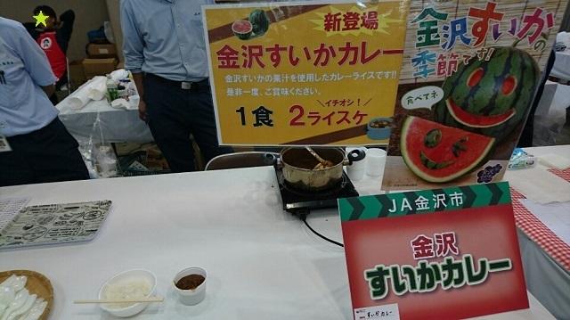 金沢すいかカレー (1)