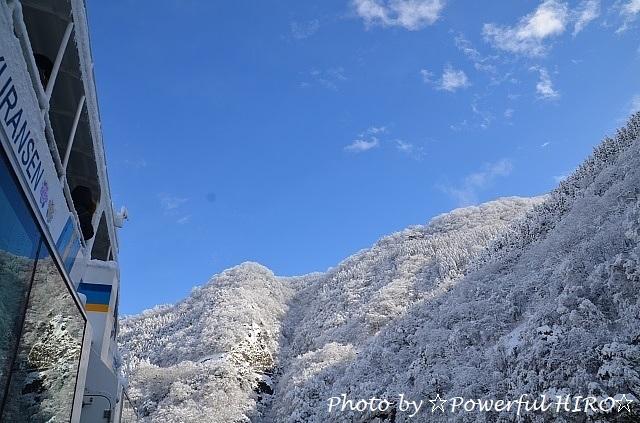 庄川峡湖上遊覧 (4)