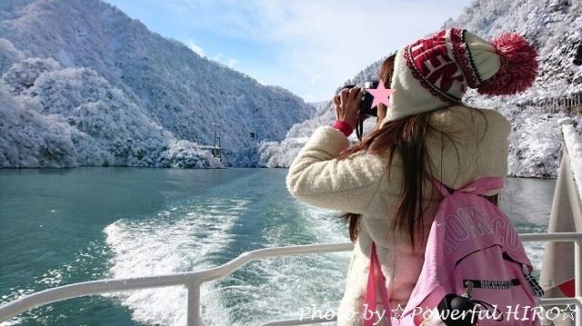 庄川峡満喫