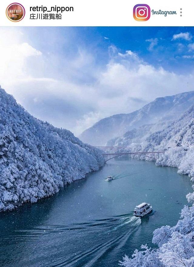 庄川峡ベストコレクション (1)