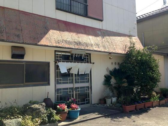 中華料理  中央菜館【老麺(ラーメン)】  @湖西市新居町