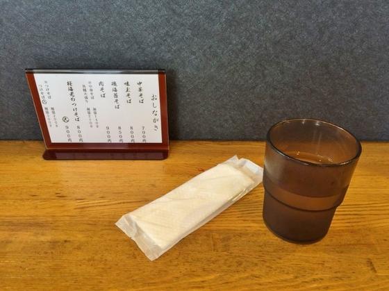 麺屋  さすけ【桜海老のつけそば  大】  @掛川市