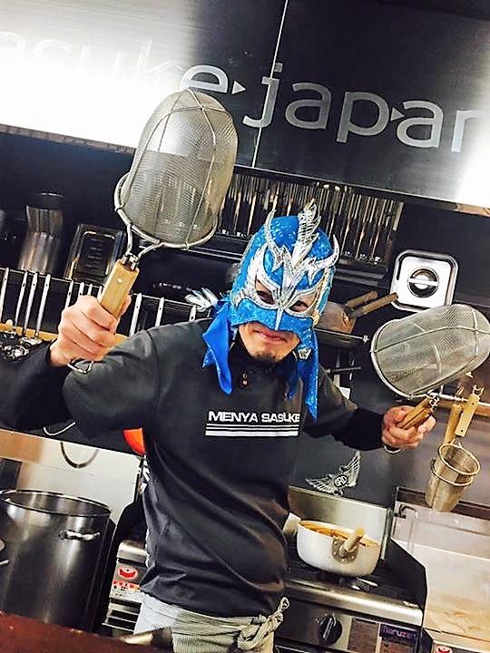 バカ盛りらーめん  TABOO【丸鶏と昆布水のつけ麺】  @沼津市