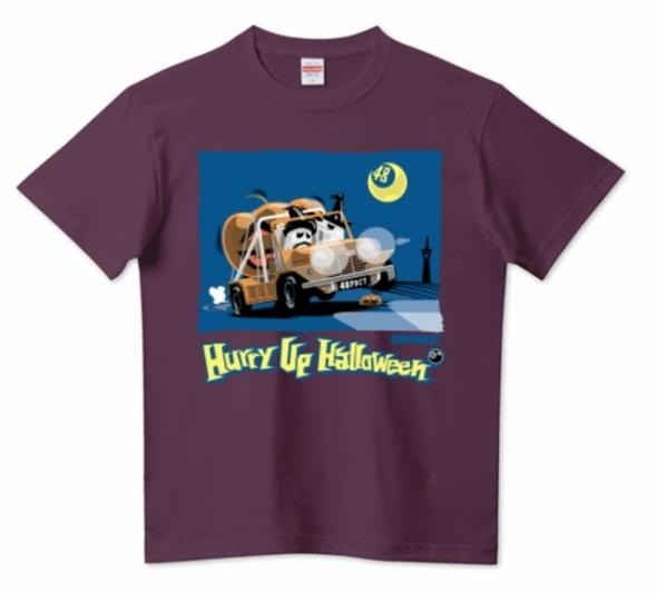 ハロウィーンTシャツ