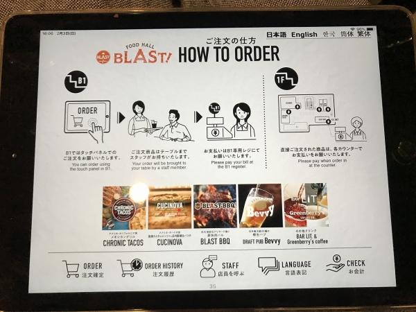 FOOD HALL BLAST! OSAKA フードホールブラスト大阪 (35)