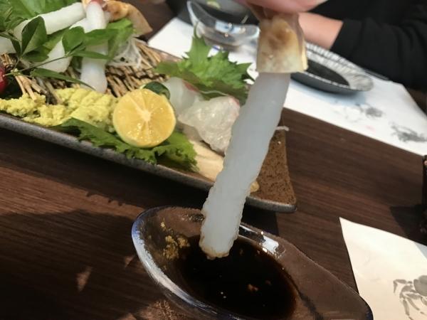 かに割烹 東郷 (1)