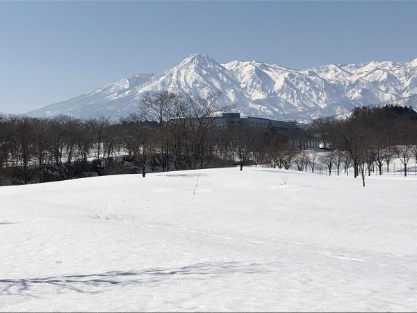 2019-02-24 妙高山