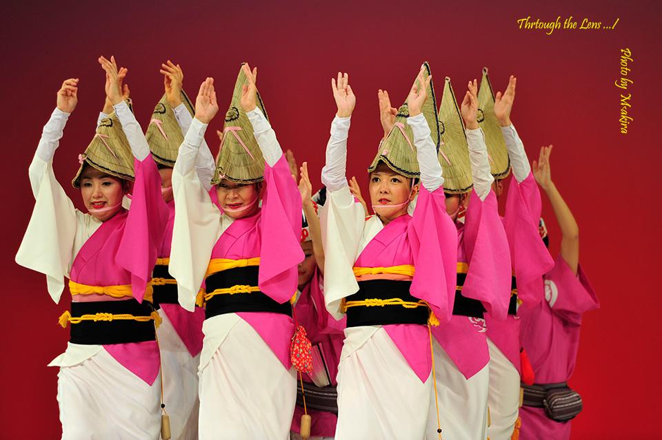 舞台踊り2