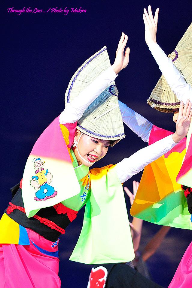 舞台踊り7