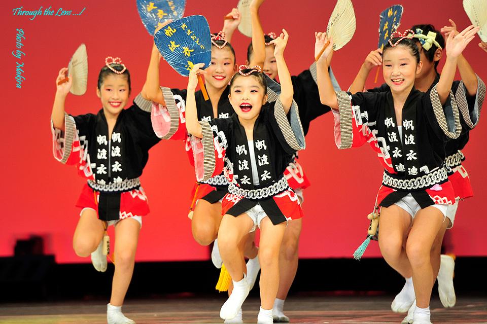 舞台踊り8