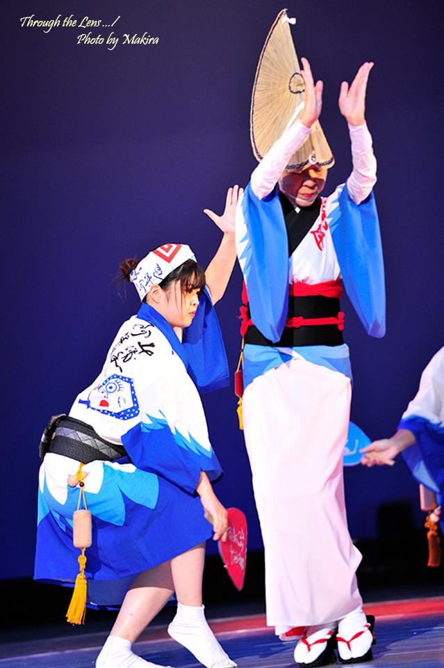 舞台踊り9