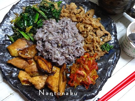 NANTONAKU 01-12 美味しそうンビ見える配置 手前カラフル