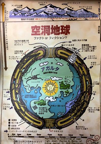 超シャンバラ― 空洞地球 光の地底都市テロスからのメッセージ by占いとか魔術とか所蔵画像